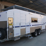 Exploration Caravans Available For Hire