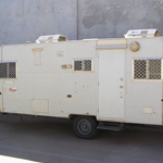 Exploration caravans Ideal For Heavy Duty Bush Work