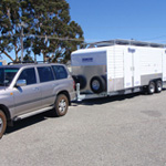 Exploration Caravans Delivered To Any Location