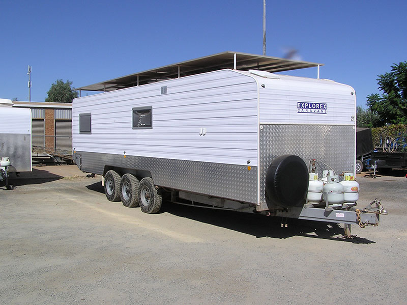Original Trailer Rental Perth  Eagle Camping Trailer  Campervan Hire Perth
