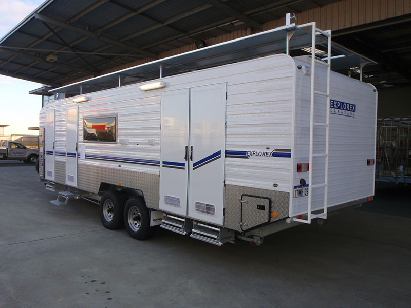Luxury Welcome To Future Contracting Perth Caravan Hire