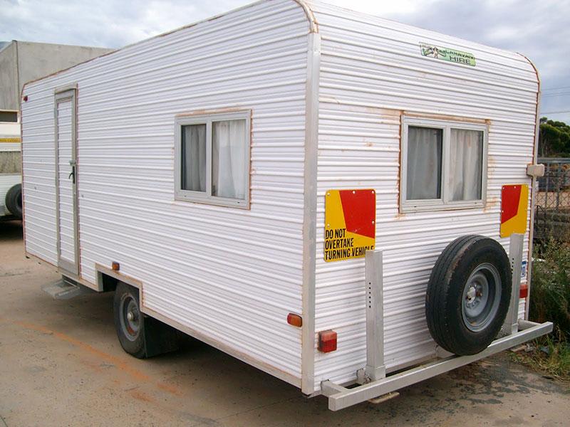Excellent Mining Exploration Caravan Hire Perth  Fiesta Caravan Hire